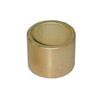Cojinete cilíndrico autolubricado de bronce sinterizado