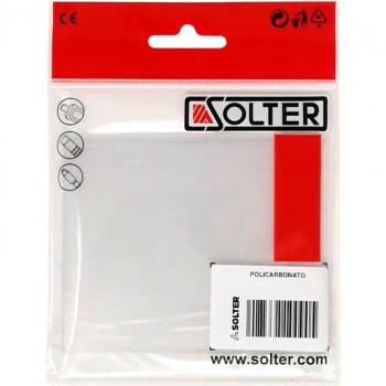 Juego (5 unidades) de cubre filtros exterior (115x104 mm)