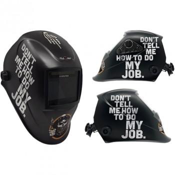 Pantalla de soldadura  electrónica regulable mod. hellmet job 06770