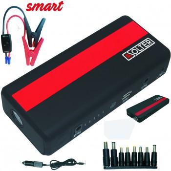 Mini arrancador de batería multifunción solter mod. lt15 smart