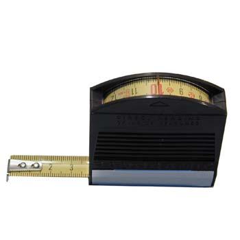 Flexómetro modelo panoramic de lectura superior