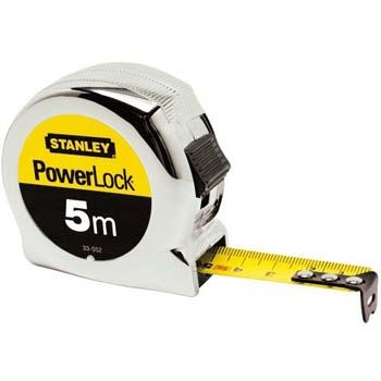 Flexómetro modelo powerlock con freno ref. 33552