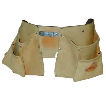 Bolsa  de cuero para herramientas y clavos mod. 2-93-200.