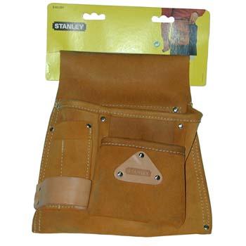 Bolsa de cuero para herramientas y clavos mod. 2-93-201.