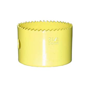 Corona perforadora bimetálica starrett