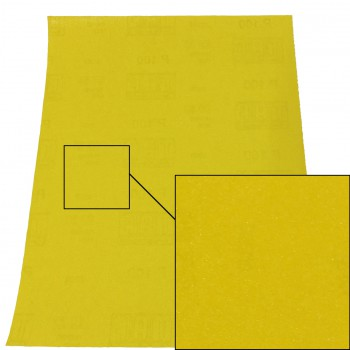 Hoja de papel de lija de corindón ref. cf53-f