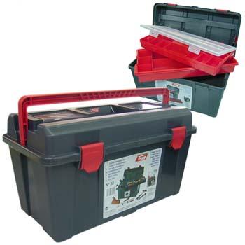 Caja de herramientas de plástico mod. 33