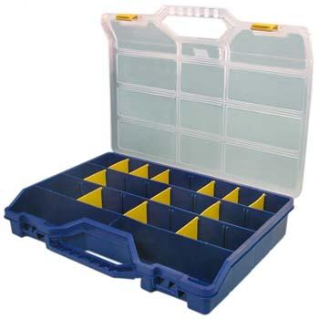 Estuche separador móvil de plástico mod. 47-26