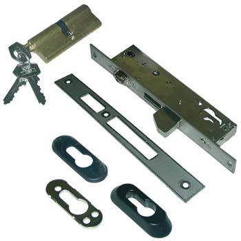 Cerradura embutir tesa 2216 con cilindro
