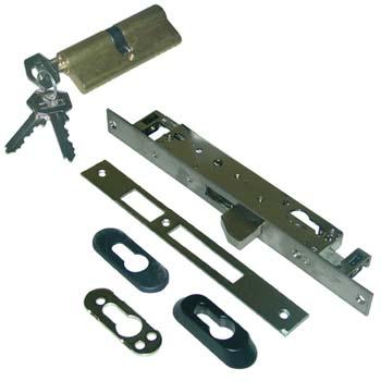 Cerradura embutir tesa 2231 con cilindro
