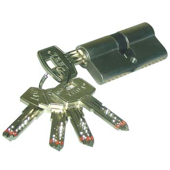 Cilindro de seguridad tesa mod. tx-80 (13,5 mm)