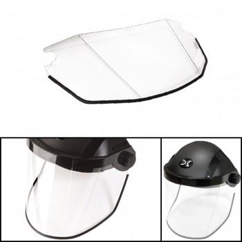 Visor de policarbonato (protector no incluido) para protector facial dc-guard mod. iv30700