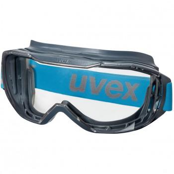 Gafas de protección con montura integral uvex mod. megasonic