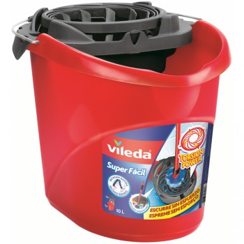 Cubo de fregar vileda superfácil con torsion power ref. 152234