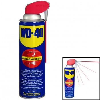 Spray multiusos doble acción wd-40®