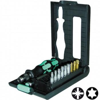 Juego de puntas con accesorios (11 piezas) ref. kompakt 31