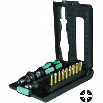 Juego de puntas con accesorios (11 piezas) ref. kompakt 32