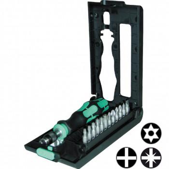 Juego de puntas con accesorios (13 piezas) ref. kompakt 50