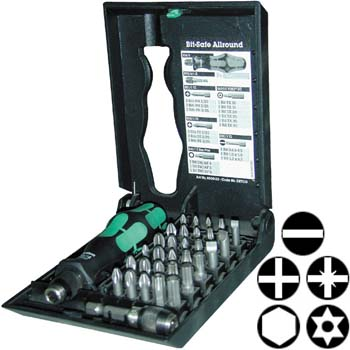 Juego de puntas con accesorios (32 piezas) ref. kompakt 70