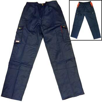 Pantalón multibolsillos flash