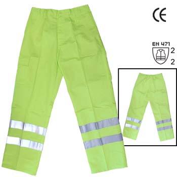 Pantalón av multibolsillos work